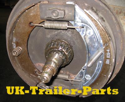 Re-build the brake