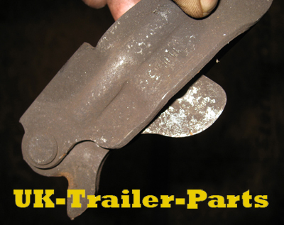 Rusty brake expander