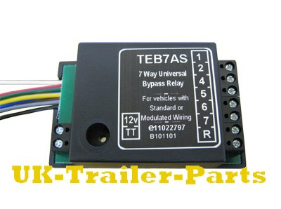 7 way universal bypass relay wiring diagram uk trailer parts 7 way universal bypass relay asfbconference2016 Gallery