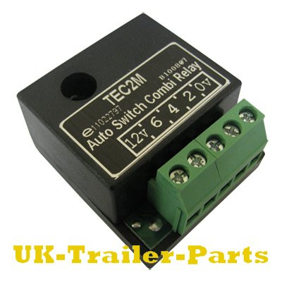 TEC2M auto switch relay
