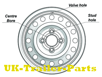 Wheel and tyre measurements | UK-Trailer-Parts