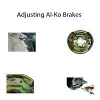 Adjusting Al-Ko Brakes
